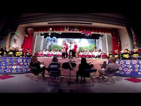 Sycamore Canyon School 1st Grade BUGZ show 2020-Part1