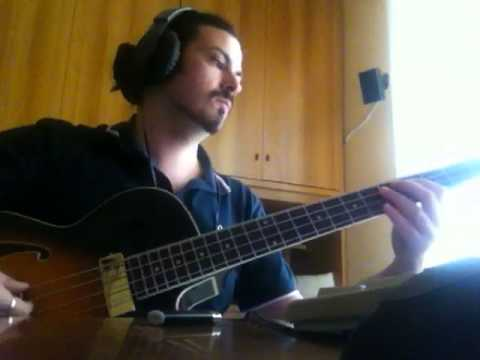 Crazy Little Thing Called Love Bass Cover For Fun