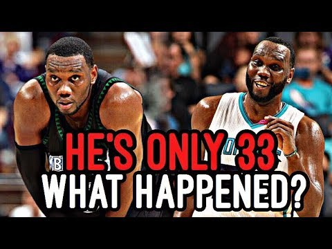 What Happened To Al Jefferson's NBA Career?