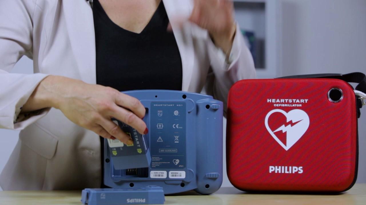 Philips HeartStart OnSite Battery