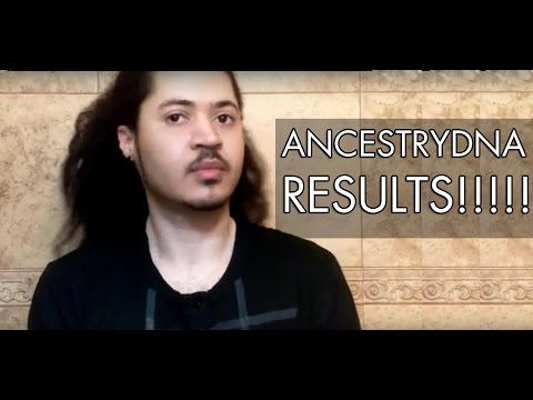 MY ANCESTRY DNA RESULTS (DOMINICAN) ancestry.com