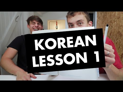FASTEST trick to learn KOREAN?!