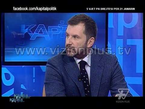 Kapital - 5 Vjet pa drejtesi per 21 Janarin | Pj. 2 - 22 Janar 2016 - Talk show - Vizion Plus