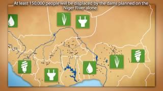 Securiser les droits fonciers des populations affectees par les barrages en Afrique de l'Ouest
