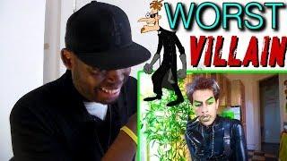 The WORST Villain By BRANDON ROGERS REACTION!!!