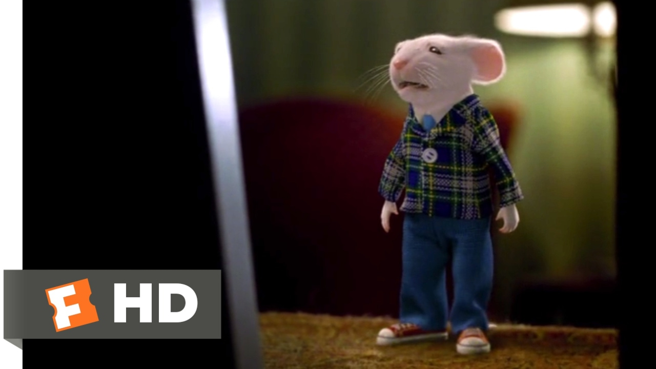 Stuart Little 1999 Too Good To Be True Scene 8 10 Movieclips Youtube