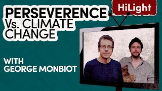 George Monbiot // Perseverance in the face of climate change // Inspiring Guest HiLight