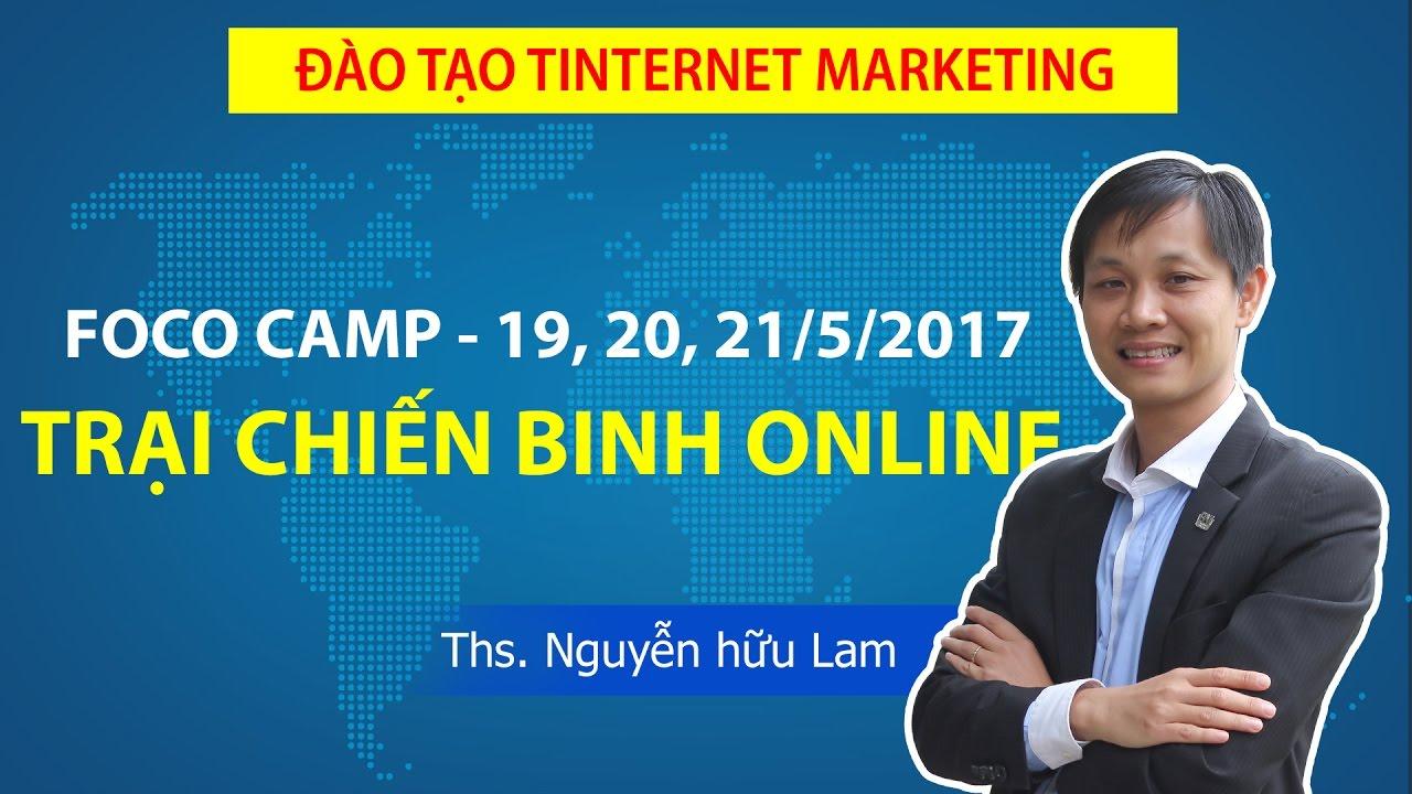 Đăng ký tham dự MIỄN PHÍ trại chiến binh Online – FOCO CAMP