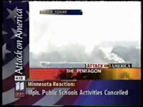 September 11, 2001 Channel Surfing
