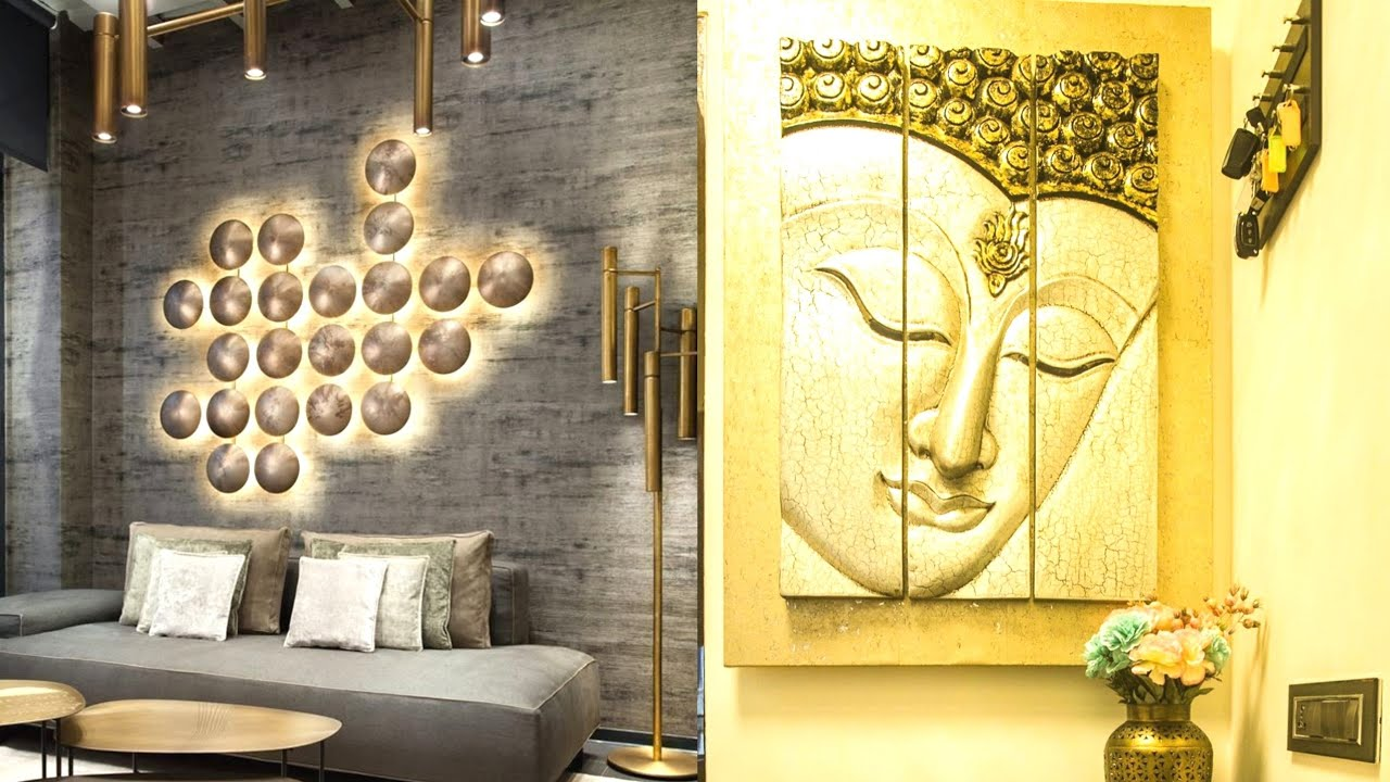 50 Living Room Wall Decorating Ideas 2021 Modern Wall Decor Design Ideas Interiorindori Youtube