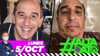 Alta Data | Coronavirus en Argentina: se burlaba del Covid-19 y terminó internado