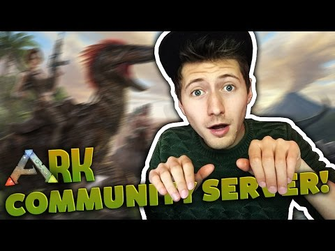 ARK Survival Evolved: Community Server