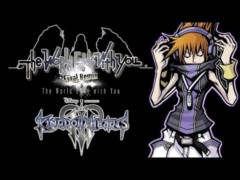 Download Youtube: The World Ends With You FINAL REMIX and TWEWY in Kingdom Hearts 3?