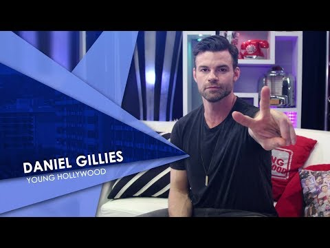 The Originals Daniel Gillies True or False Vampire Edition  YOUNG HOLLYWOOD