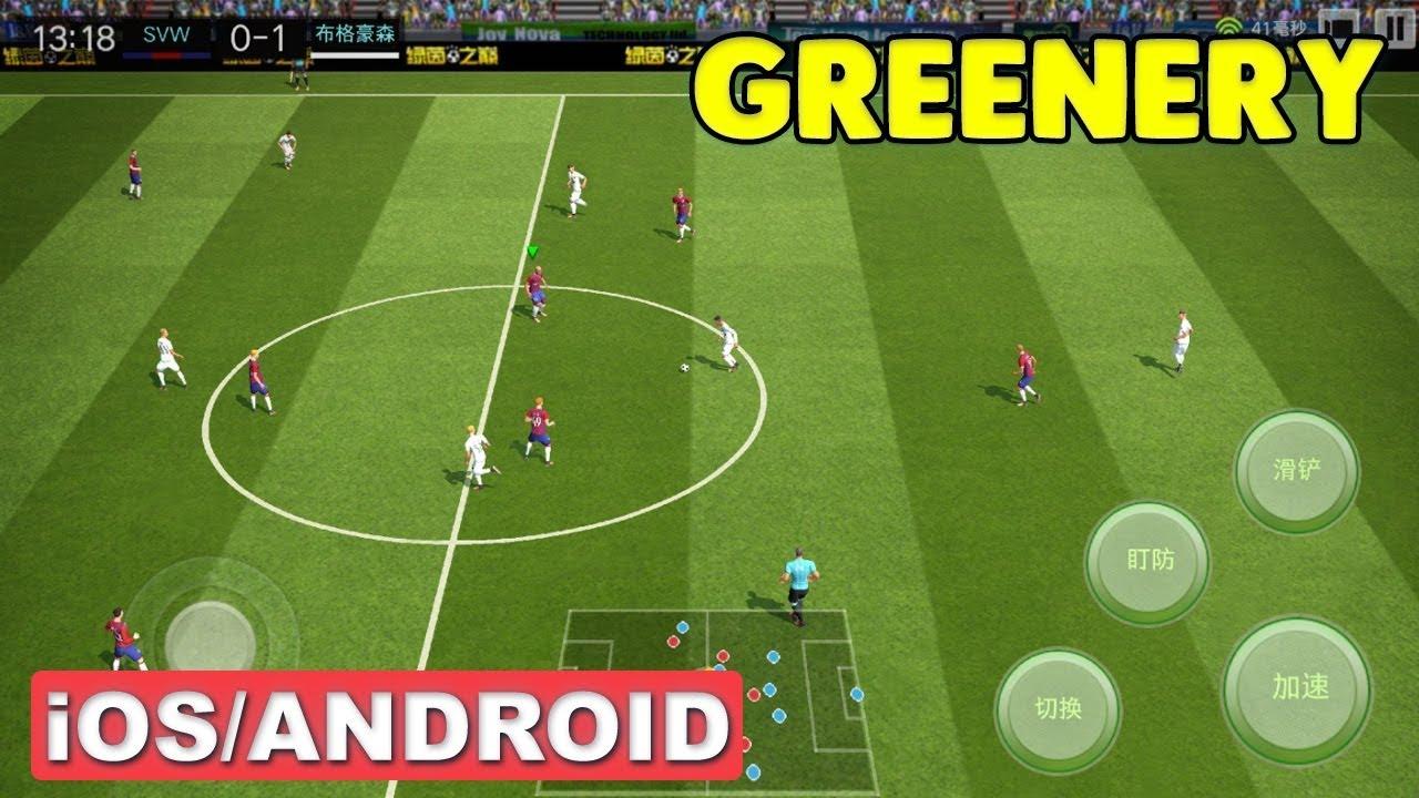greenery football