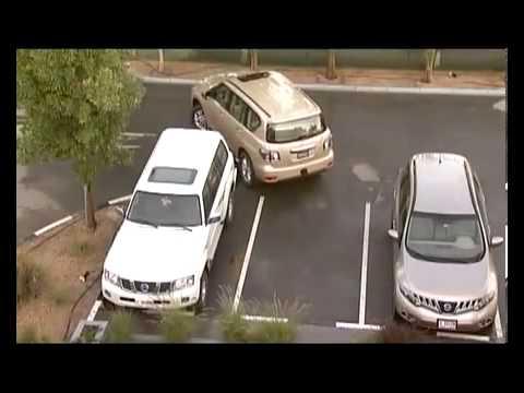 Download New Nissan Patrol 2014 - Around View Monitor.