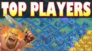 """Clash of Clans - """"RAIDING TOP PLAYERS"""" Live High-Level Attacks/Fails! Pushing to 4,000 Trophies #7"""