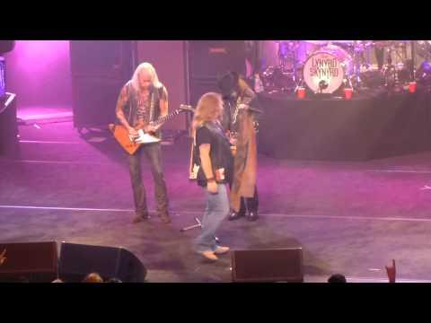 """Lynyrd Skynyrd """"I Need You"""" Hard Rock, Van. Mar./15"""