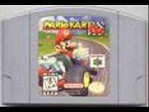 Mario Kart 64 - 32 Sound Effects