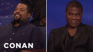 failzoom.com - Ice Cube: Tracy Morgan Is Always Talking About Much Money He Has  - CONAN on TBS