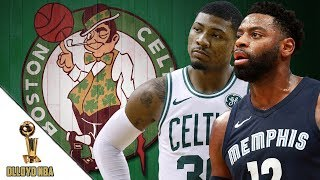Boston Celtics Looking To Trade Marcus Smart So They Can Then Trade For Lou Williams Or Tyreke Evans