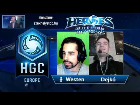 HGC Europe Week #7 Day #2 all stream