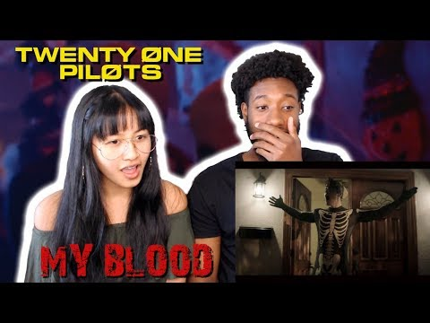 TWENTY ONE PILOTS - MY BLOOD [OFFICIAL VIDEO] | REACTION