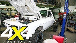 Tonner Files: Holden 1 Tonner part 5 |  4X4 Australia
