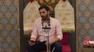 Eid e Zehra Jashn - 6th November 2019 - Manqabat Recitation by Bro Hussain Ali