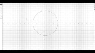 Уравнение окружности и ее график