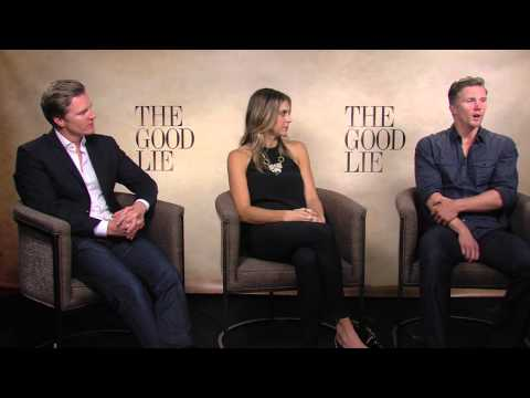 The Good Lie: Molly Smith, Thand Luckinbill, & Trent Luckinbilll