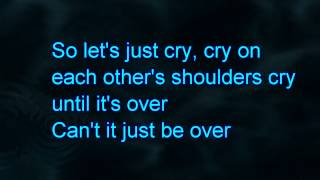 Jason Walker - Cry Lyrics
