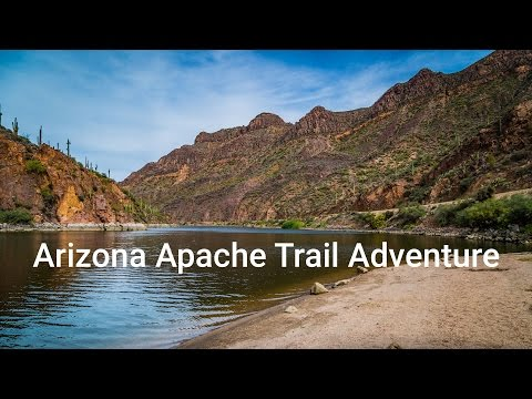 Arizona Apache Trail Adventure