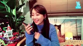 Hyolyn VLIVE Sing With Fan - Stafaband