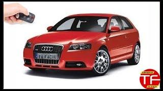 Instalação de alarme e travas elétrica no Audi A3