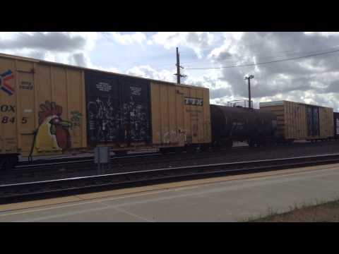 Railfanning Trip to The Bay Area Part 1 w/AMTK822, UP9900, PV's and More!