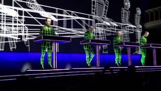 Kraftwerk.Boing Boom Tschak.Technopop.Music Non Stop 2015