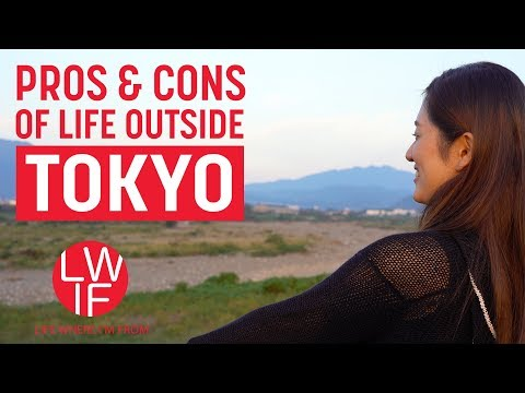 Pros and Cons of Life Outside Tokyo | Rural Japan