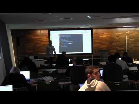 Liferay DEVCON 2016: Modular Rest APIs using JAX-RS in OSGi (Workshop) | Carlos Andrés, Liferay