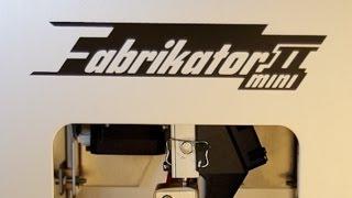 3D Printer: Mini Fabrikator V2 Review - WiFi
