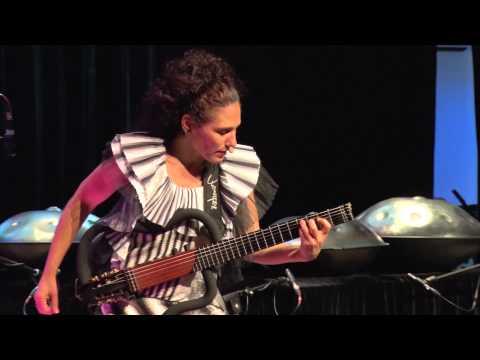 Badi Assad Performed at Mercedes Benz Arena@WMS2014