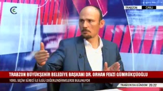 TRABZON'DA GÜNDEM DR. ORHAN FEVZİ GÜMRÜKÇÜOĞLU / TRABZON BŞ. BLD. BAŞKANI 05.12.2018