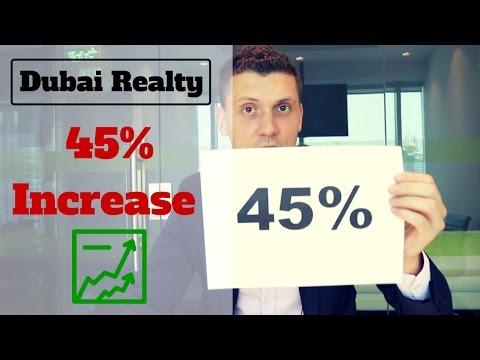 Dubai Real Estate: Results of Q1 2017