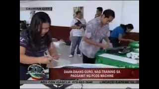 """GUEST"" appearance in TV Patrol Cagayan Valley"