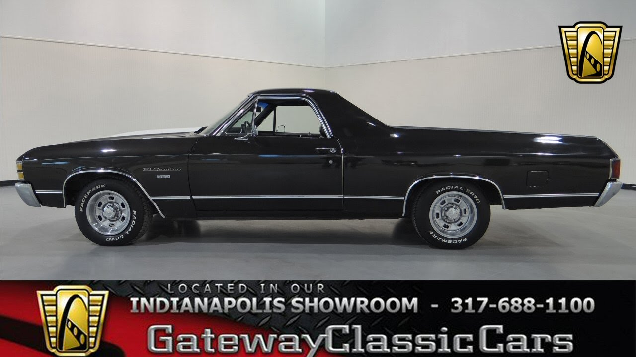 1971 Chevrolet El Camino SS tribute 22ndy  Gateway Classic Cars