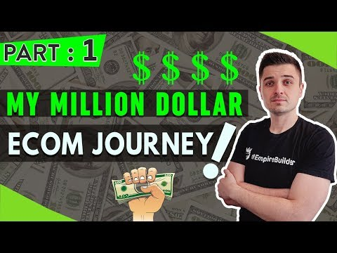 PART 1: My New Niche & Product Selection Strategy | Million Dollar ClickFunnels Dropshipping Journey