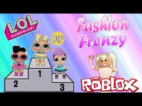 LOL Surprise Fashion Frenzy Challenge!