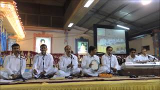 ARMY 2015: Shiva Bhajan Medley by Prashanthi Mandir Bhajan Group