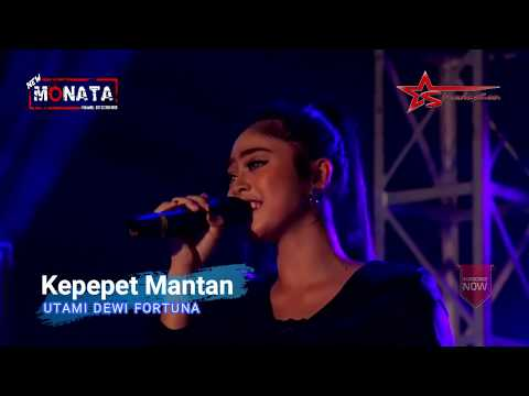 KEPEPET MANTAN - UTAMI DEWI FORTUNA - NEW MONATA LIVE GADUNGAN KEDIRI