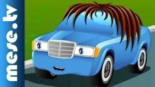 Traff Park - Frici szülinapja (Traff rajzfilmek, mese, közlekedés)